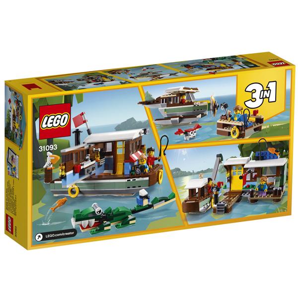 Конструктор Lego Плавучий дом Creator 31093