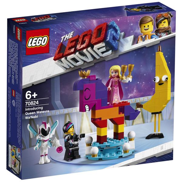 Конструктор Lego Познакомьтесь с королевой Многоликой Прекрасной Movie 70824