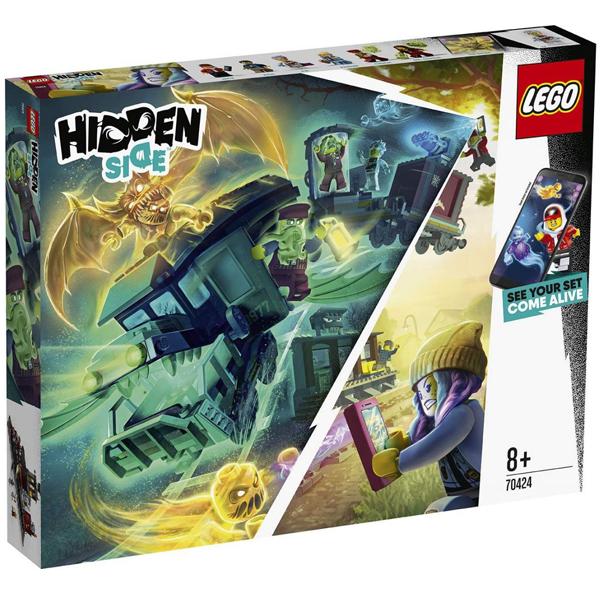 Конструктор Lego Призрачный экспресс Hidden Side 70424