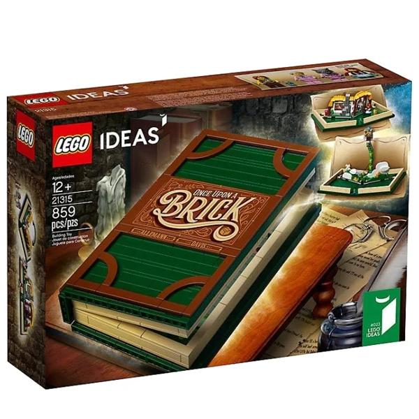 Конструктор Lego Раскрывающаяся книга Ideas 21315
