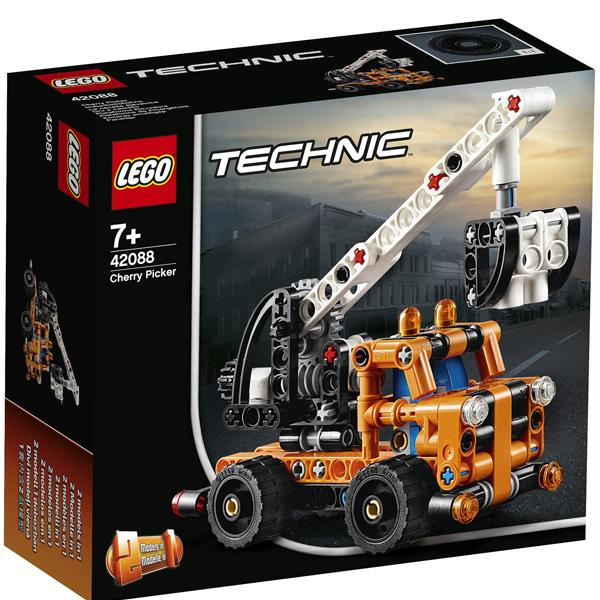 Конструктор Lego Ремонтный автокран Technic 42088