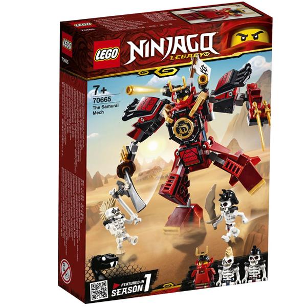 Конструктор Lego Робот-самурай Ninjago 70665