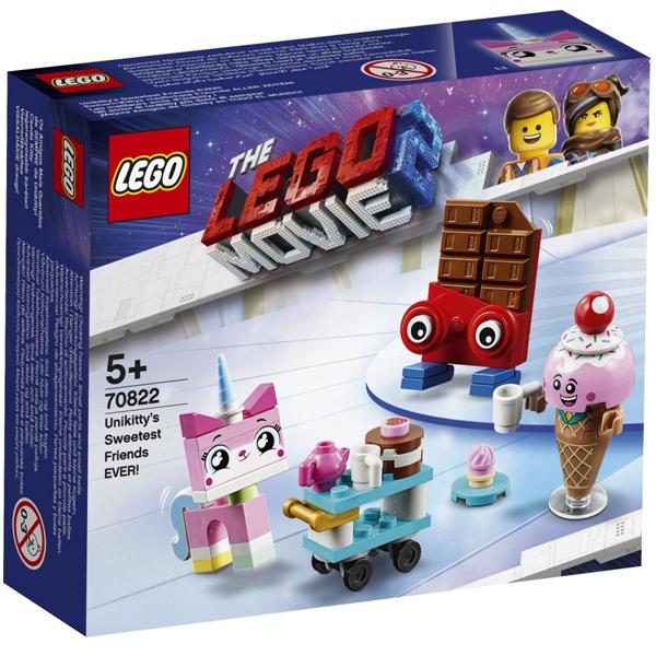 Конструктор Lego Самые лучшие друзья Кисоньки! Movie 70822