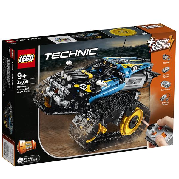 Конструктор Lego Скоростной вездеход с д/у Technic 42095