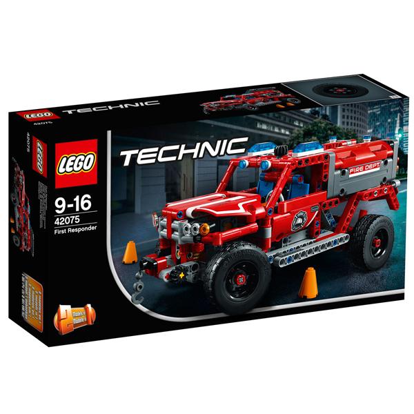 Конструктор Lego Служба быстрого реагирования Technic 42075