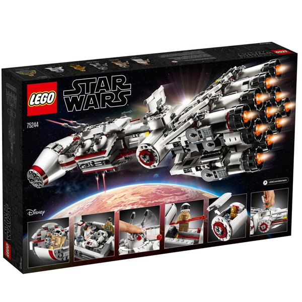 Конструктор LEGO Тантив IV Star Wars 75244
