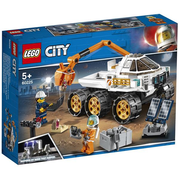 Конструктор Lego Тест-драйв вездехода City 60225