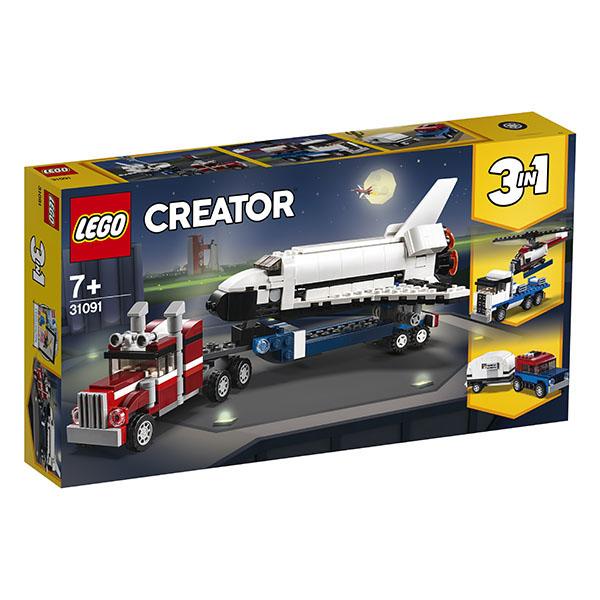 Конструктор Lego Транспортировщик шаттлов Creator 31091