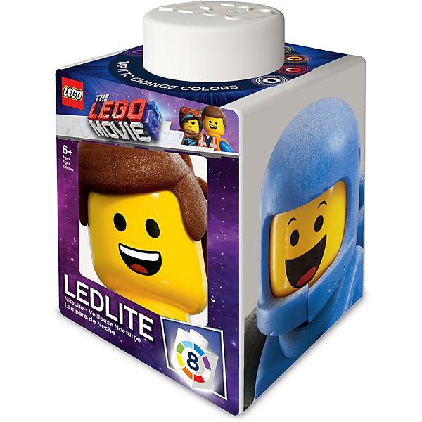 Фонарик силиконовый Lego Movie 2 - Boys