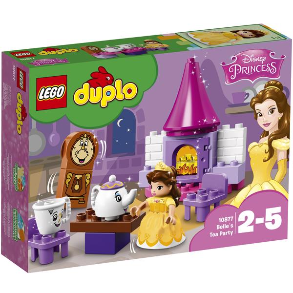 Конструктор Lego Чаепитие у Белль Duplo 10877