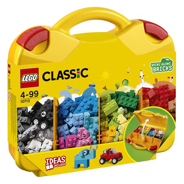 Конструктор Lego Чемоданчик для творчества и конструирования Classic 10713