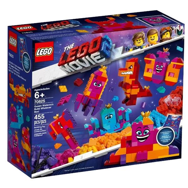 Конструктор Lego Шкатулка королевы Многолики Собери что хочешь Movie 70825