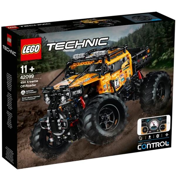 Конструктор Lego Экстремальный внедорожник Technic 42099