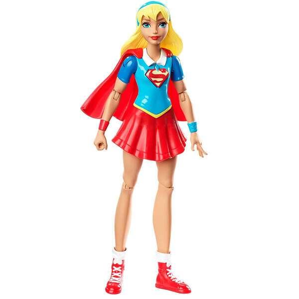 Минифигурки Mattel Супергерои (DMM34)