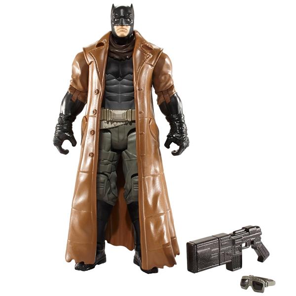 Фигурки супергероев Бэтмен vs Супермен Бэтмен с бластером (DJG34)