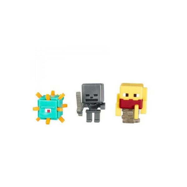 Мини- фигурки Minecraft Series 3 Mattel CKH41