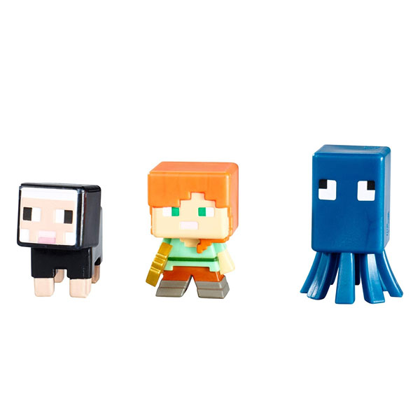 Мини- фигурки Minecraft Series 3 Mattel CKH40