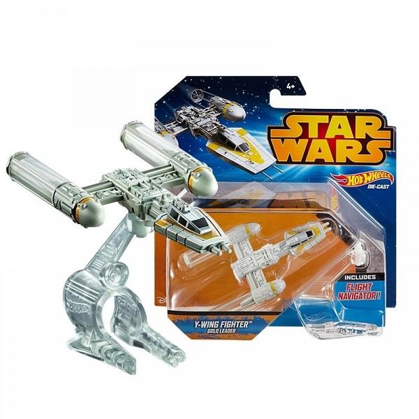 Мини- фигурки Hot Wheels Звездные войны Mattel CGW59 HW