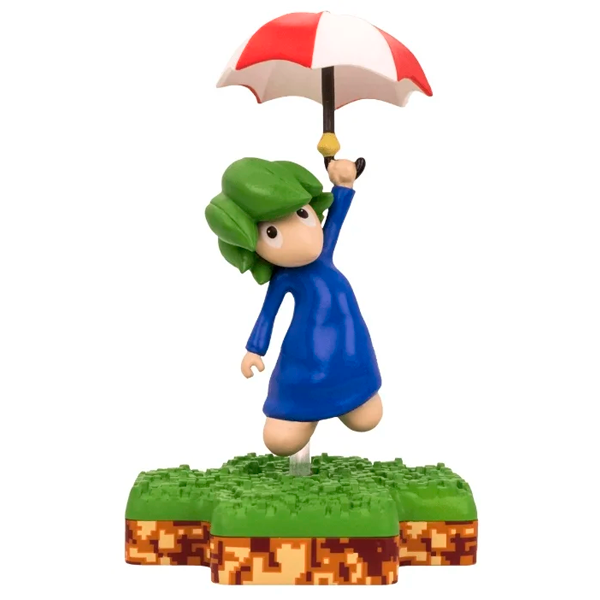 Фигурка TOTAKU Lemmings: Umbrella Lemming