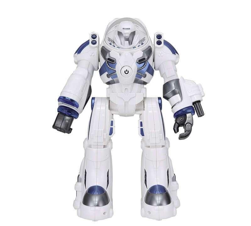 Радиоуправляемый Трансформер Rastar 1:14 RS Robot 76900W