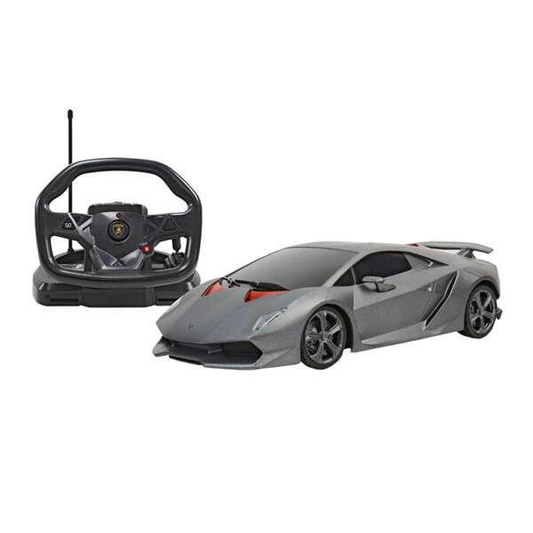 Радиоуправляемая машина Rastar 1:18 Lamborghini Sesto Elemento 53700-10G
