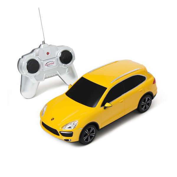 Радиоуправляемая машина Rastar 1:24 Porsche Cayenne Turbo 46100Y