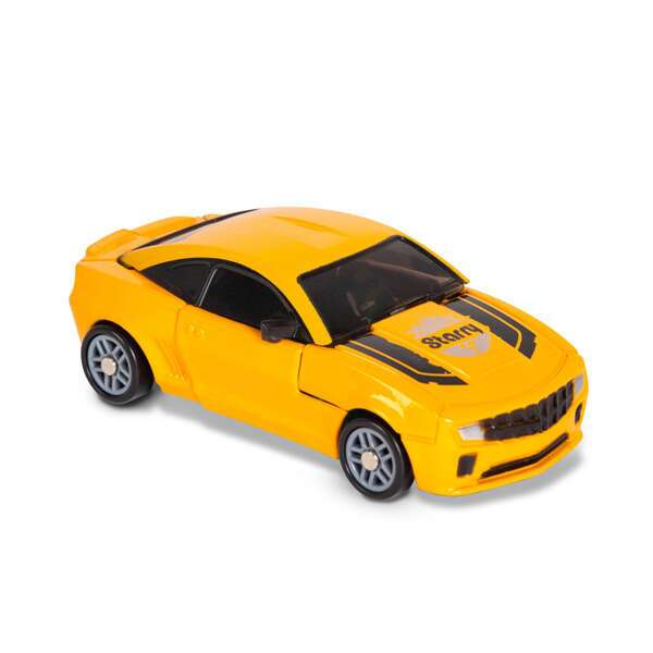 Металлический Трансформер Rastar 1:64 RS Transformable car 66240Y