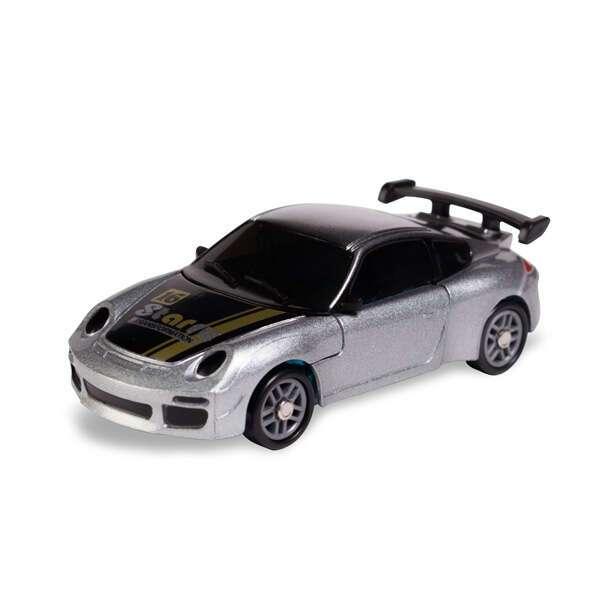 Металлический Трансформер Rastar 1:64 RS Transformable car 66230YG