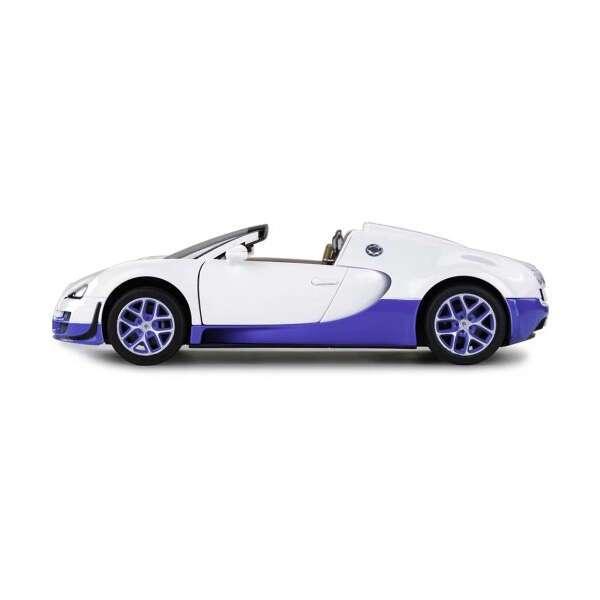 Металлическая машинка Rastar 1:18 Bugatti Grand Sport Vitesse 43900W