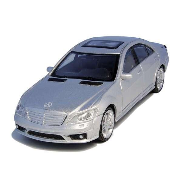 Металлическая машинка Rastar 1:43 Mercedes-Benz S 63 AMG 37100S
