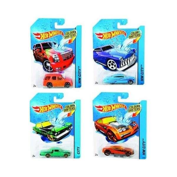 """Машинки серии """"Меняющие цвет"""" в ассортименте Hot Wheels BHR15"""