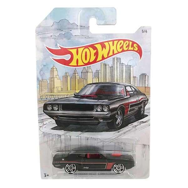 Коллекционная машинка Hot Wheels FYY13