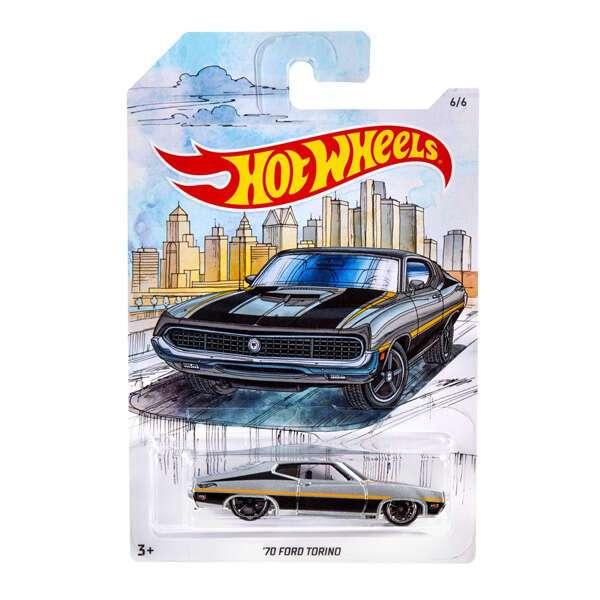 Коллекционная машинка Hot Wheels FYY14