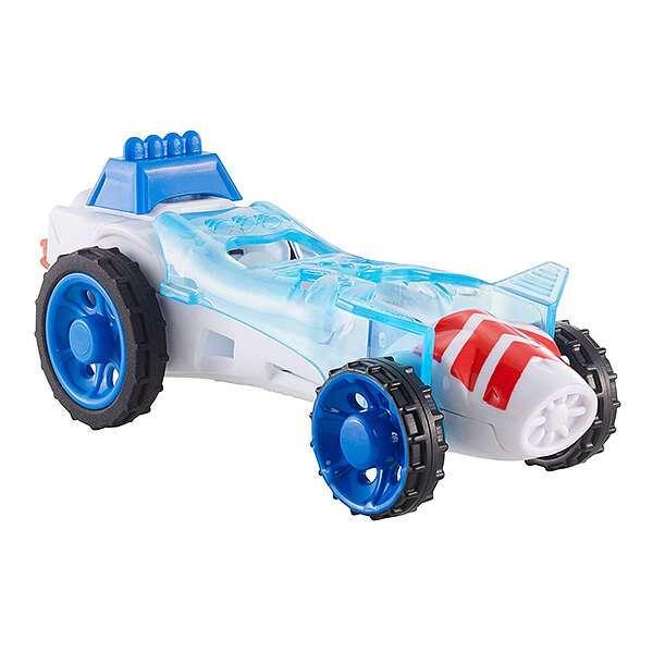 """Машинка """"Турбо скорость"""" Rubber Burner Hot Wheels DPB72"""