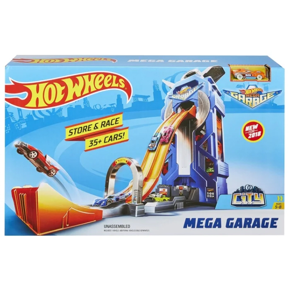 Трек Hot Wheels FTB68
