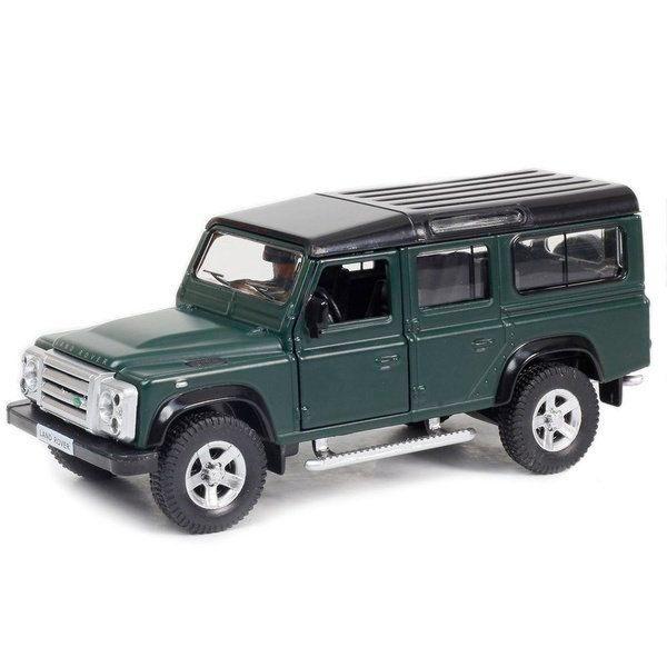 Машинка Uni-Fortune Toys URMZ City 1:32 Land Rover Defender