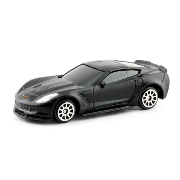 Машинка Uni-Fortune Toys URMZ City 1:64 Chevrolet Corvette C7