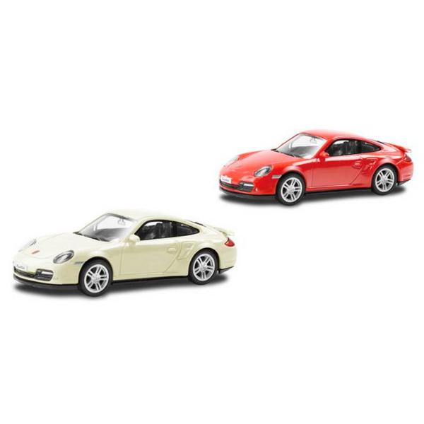 Машинка Uni-Fortune Toys URMZ City. 1:43 Porsche Carrera 911