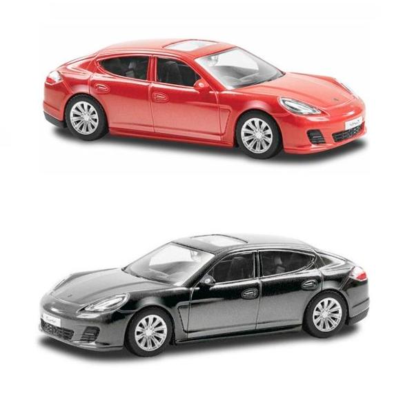 Машинка Uni-Fortune Toys URMZ City. 1:43 Porsche Panamera Turbo