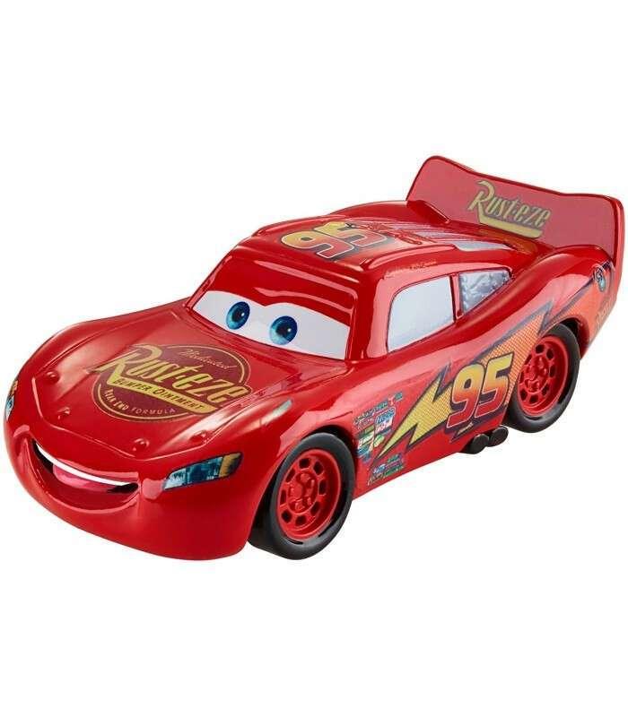 """Подвижные герои Cars DKV39 """"Lightning McQueen"""""""