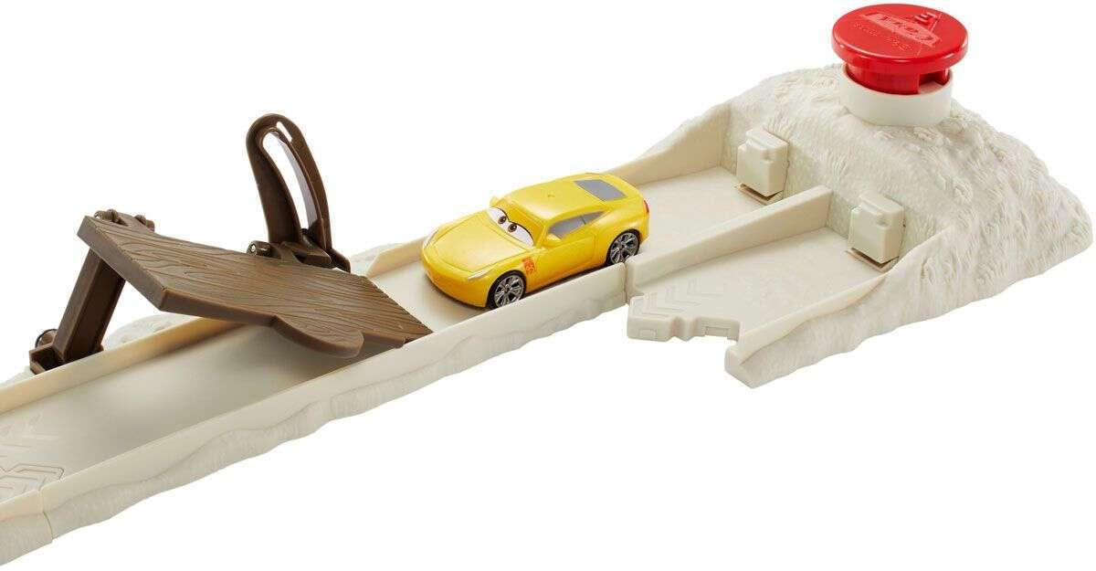 "Мини игровой набор Cars DVT47 ""Гонка на пляже"""