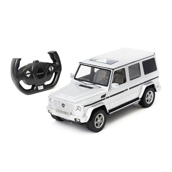 Радиоуправляемая машина Rastar Mercedes-Benz G55 AMG Geländewagen, 30400S, 1:14