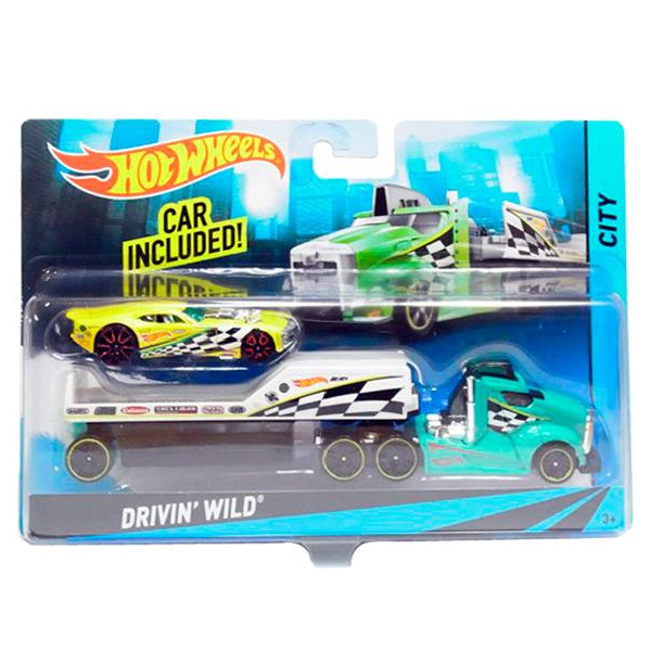 Грузовик Hot Wheels BDW51