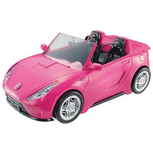 """Машинка Для кукол """"Розовый кабриолет"""" DVX59"""