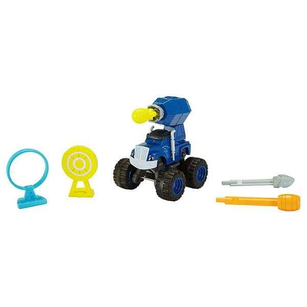 Машинка Mattel Fisher-Price Джип Крушила с бластером (CGK20)