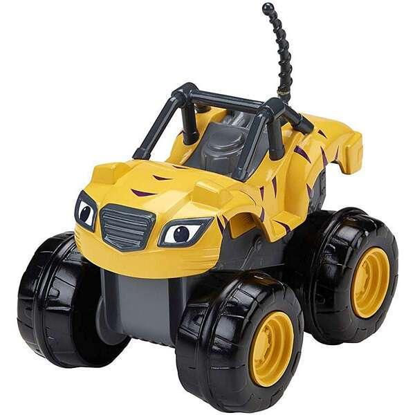 """Монстр-трак Mattel Вспыш и чудо-машинки """"Гоночный внедорожник"""" CGK25"""