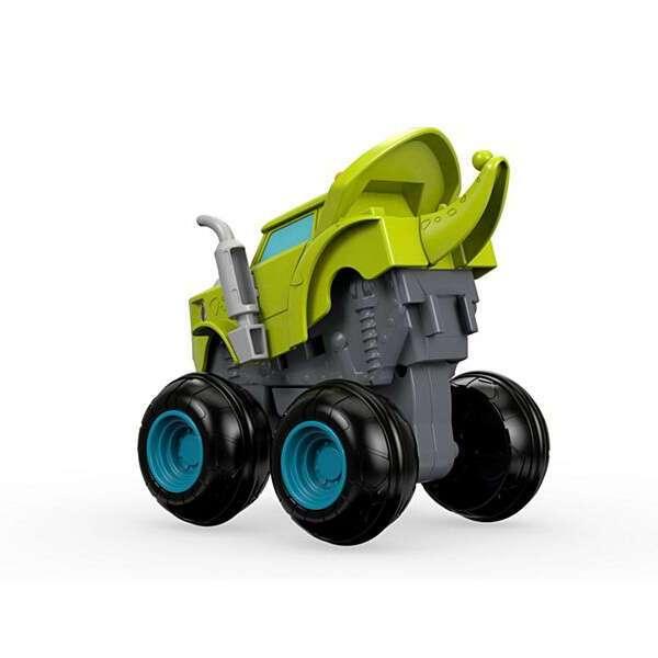 Гоночный внедорожник Mattel Вспыш и чудо-машинки (DTK31)