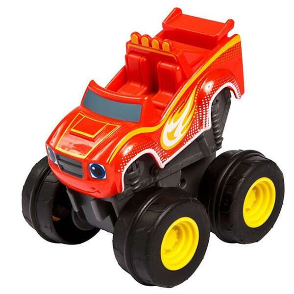 """Машинка Mattel Вспыш-Лихой гонщик """"Ясное пламя"""" (DYT98)"""