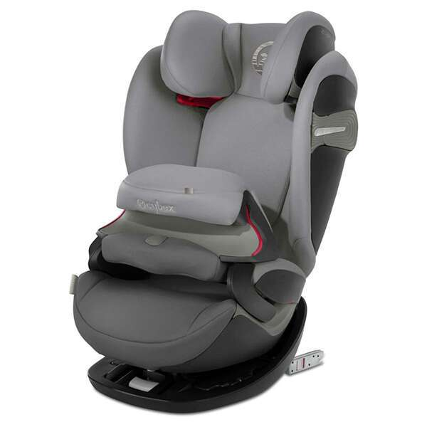 Автокресло Cybex Pallas S-Fix Manhattan Grey (9-36кг) 9м+