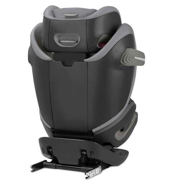 Автокресло Cybex Pallas S-Fix Premium Black (9-36кг) 9м+